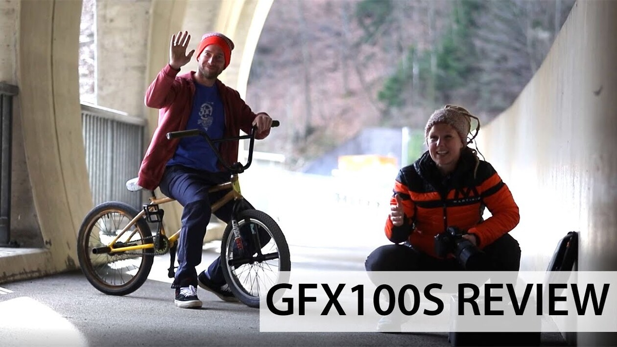 Unterwegs mit der neuen Fujifilm GFX100S Mittelformatkamera | Landschaft | Outdoor | Sport | Review