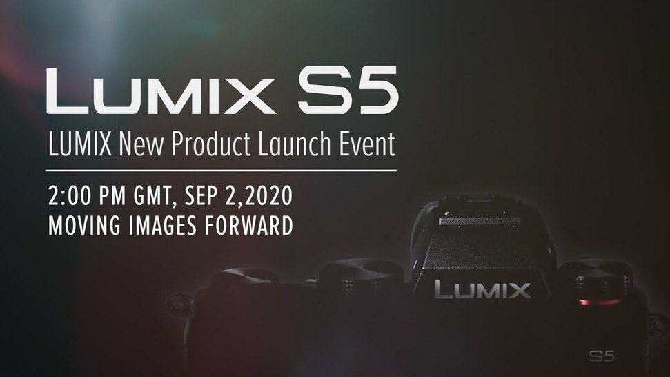 LUMIX New Product Launch Event | LUMIX S5