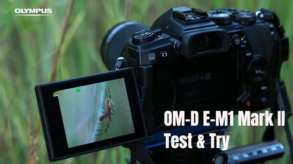 Olympus OM-D E-M1 Series - System Benefits