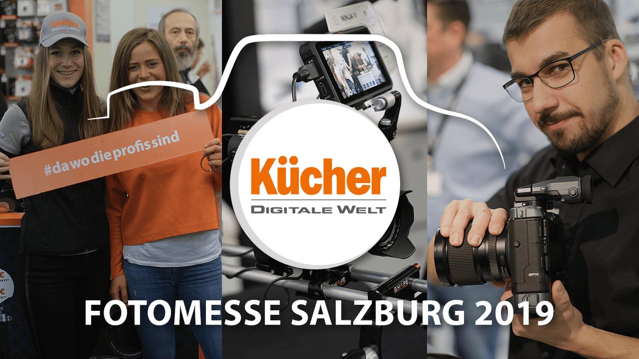 KÜCHER Fotomesse 2019