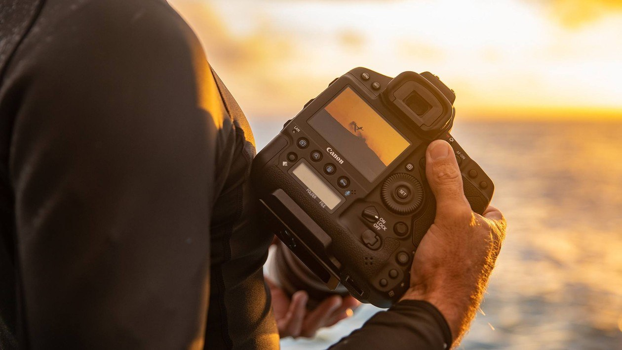 Canon EOS-1D X Mark III Performance & Live View
