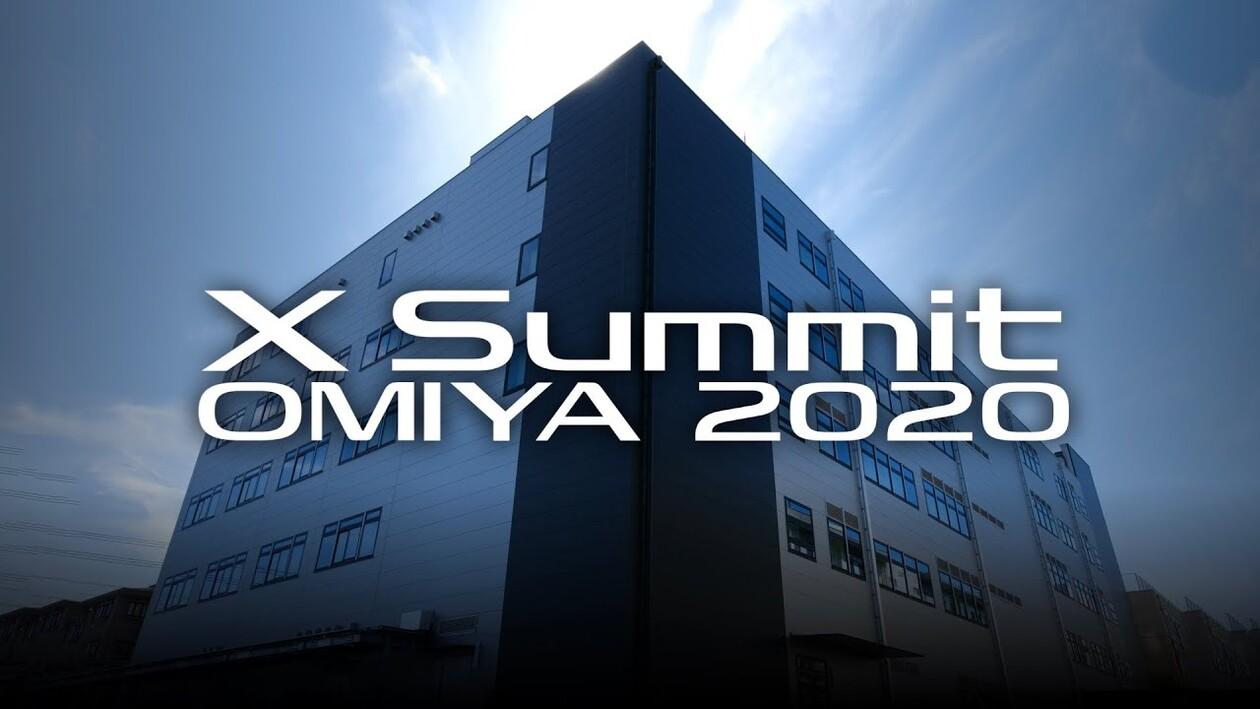 X Summit OMIYA 2020 [GLOBAL:Subtitle Available] / FUJIFILM