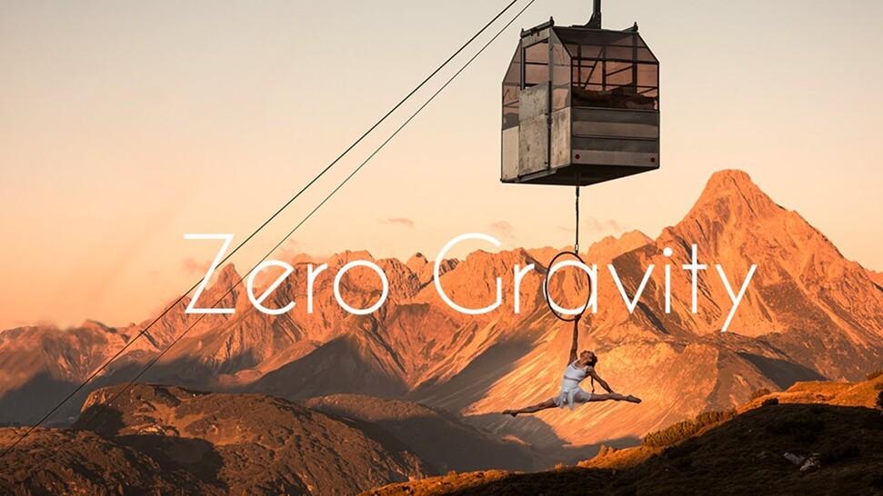 ZERO GRAVITY - Stefanie Millinger