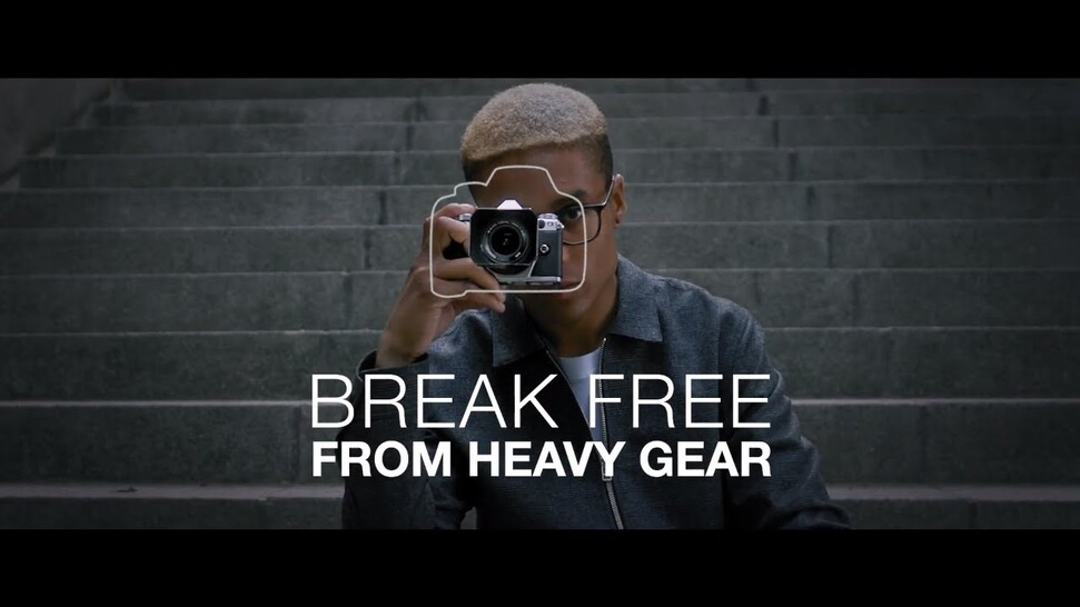 Break Free with Olympus