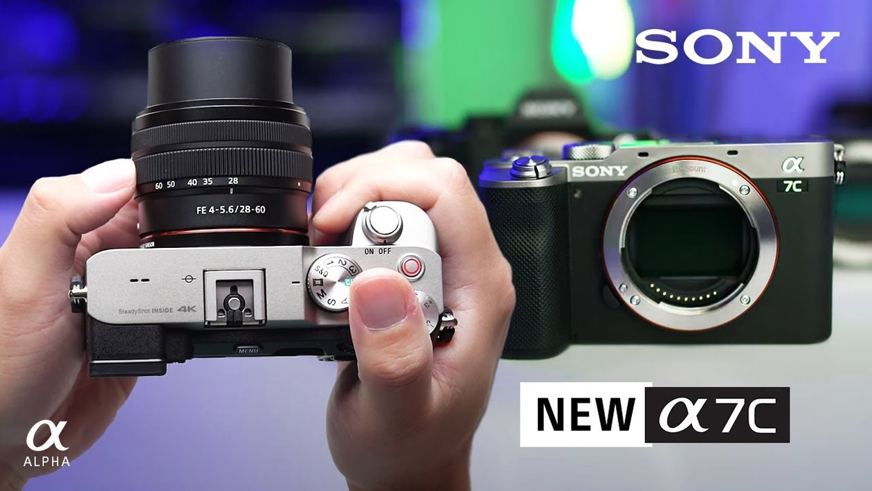 NEW Sony Alpha 7C Full-Frame Camera | Overview & Demo with Miguel Quiles