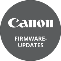 Canon Firmare-Update