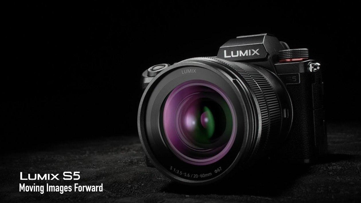 LUMIX S5 - Introduction